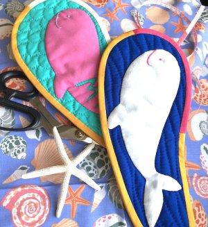 画像1: クジラのはさみケース