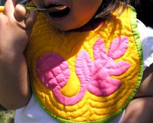 画像2: Baby bib・スタイ
