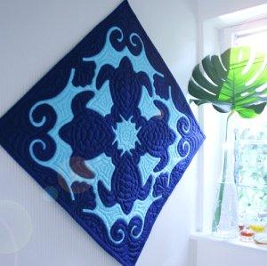 画像1: 《海亀のタペストリー・50》
