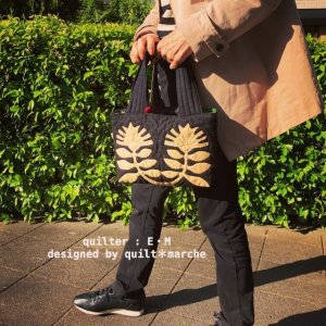 画像: オヒアレフアのトート・バッグ・・お色変更