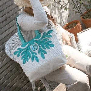 画像: Uluのキャンバス・トートバッグ